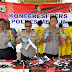 Dua Pekan Ops Krakatau, Polres Mesuji Amankan 58 Pucuk Senpi Rakitan