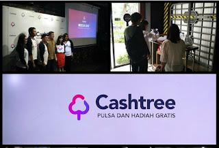 Cara Mendapatkan Pulsa Gratis Dari Cashtree