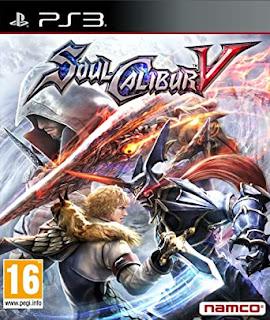 Soul Calibur V PS3 Torrent