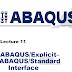 [Abaqus nâng cao] ABAQUS/Explicit–ABAQUS/Standard interface