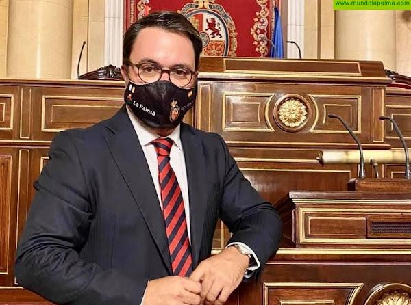 Antona lamenta que el PSOE siga dando la espalda a los autónomos y pymes de Canarias