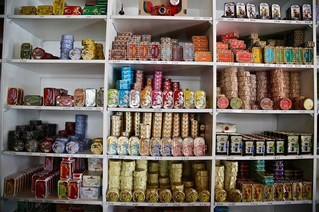 Loja de conservo tinned fish shop  Pic: Keratin Rodgers/msmarmitelover