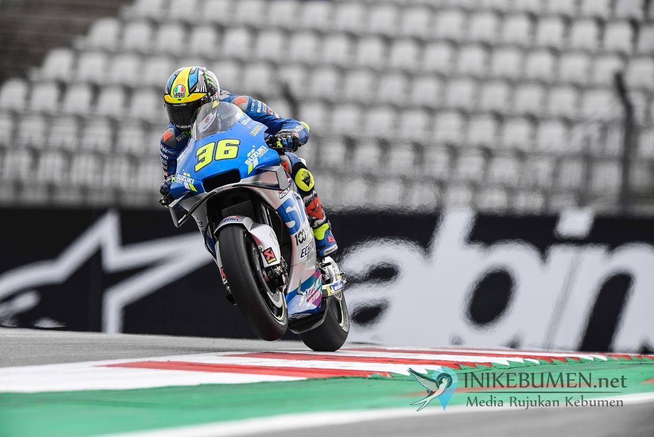 Austrian GP Jadi Saksi Debut Podium Joan Mir di MotoGP
