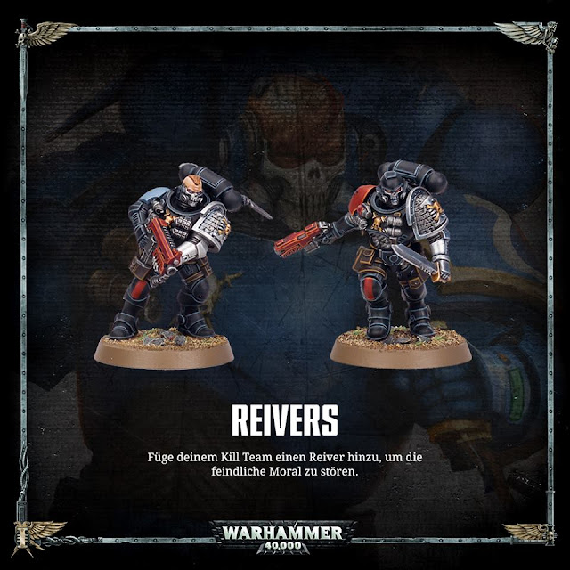 Reivers Deathwatch