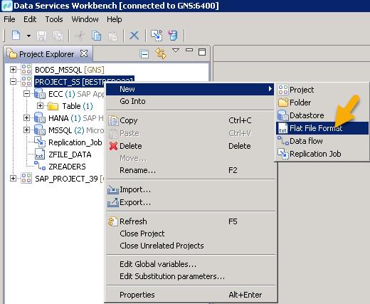 SAP TECH: Implementing File Loader Transform in BODS