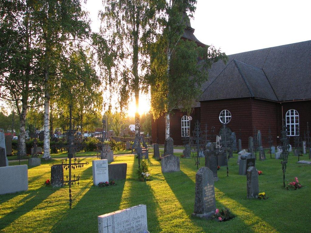 Ekshärad Cemetery (Ekshärad, Sweden)