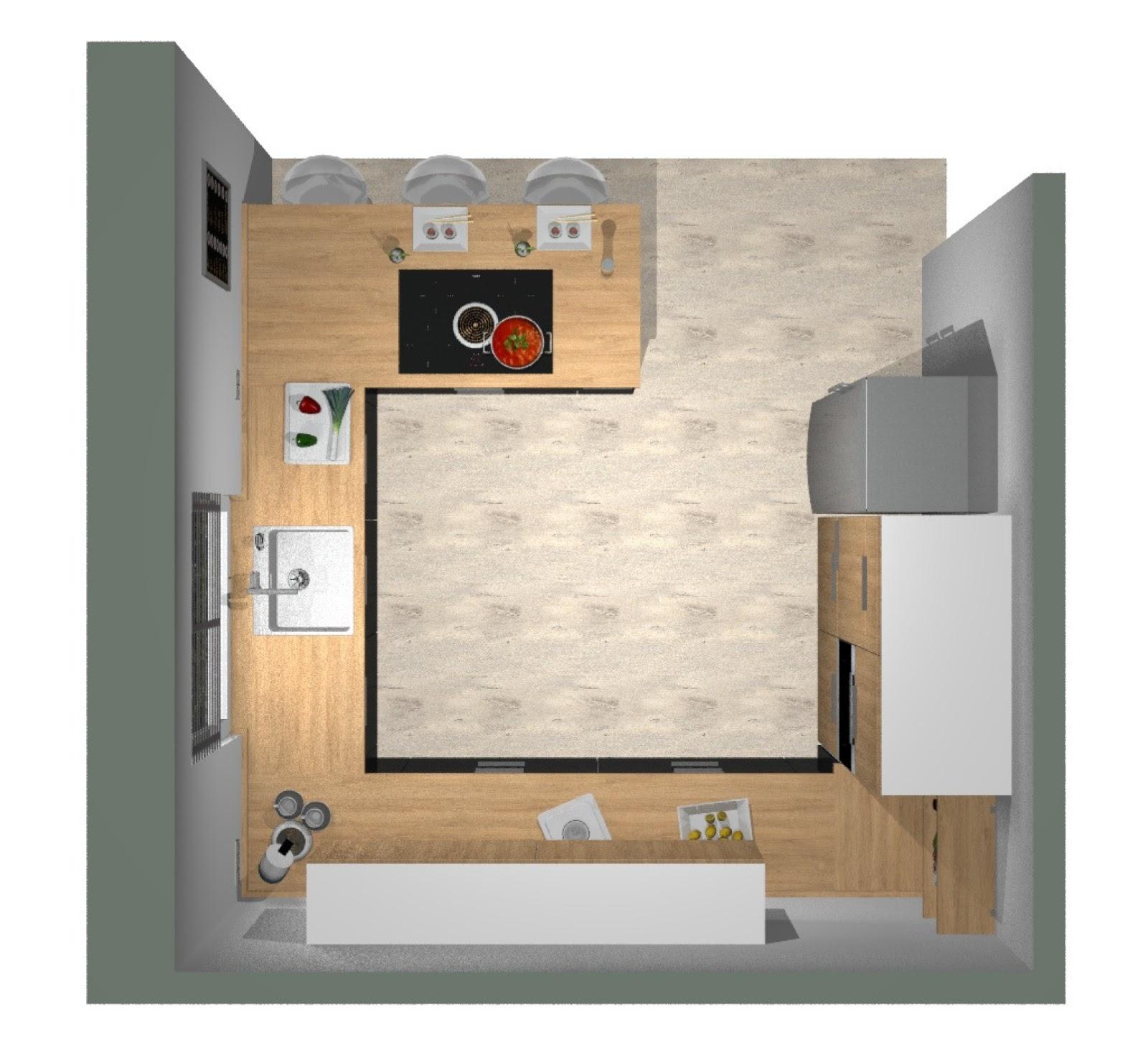 Wunderbar Küche Mit Weinkühlschrank Galerie Schlafzimmer Ideen