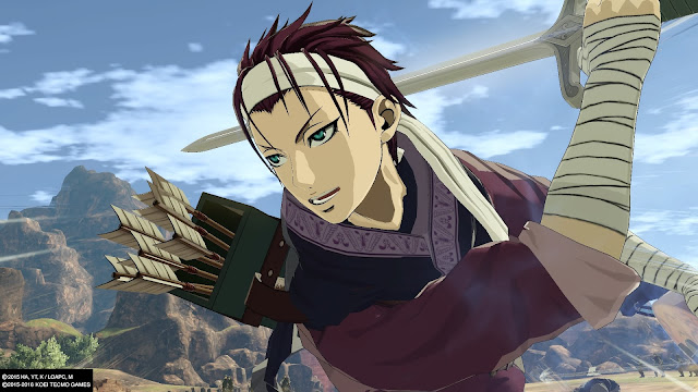Review Arslan The Warriors of Legend gieve ps4