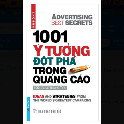 1001 Ý Tưởng Đột Phá Trong Quảng Cáo (Tái Bản) ebook PDF-EPUB-AWZ3-PRC-MOBI
