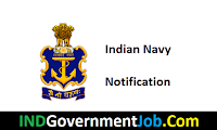 Nausena Bharti Indian Navy
