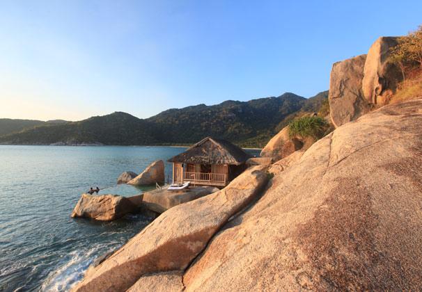 Dunk Island Holidays: ESCAPE TO PARADISE: Six Senses Ninh Van Bay, Vietnam