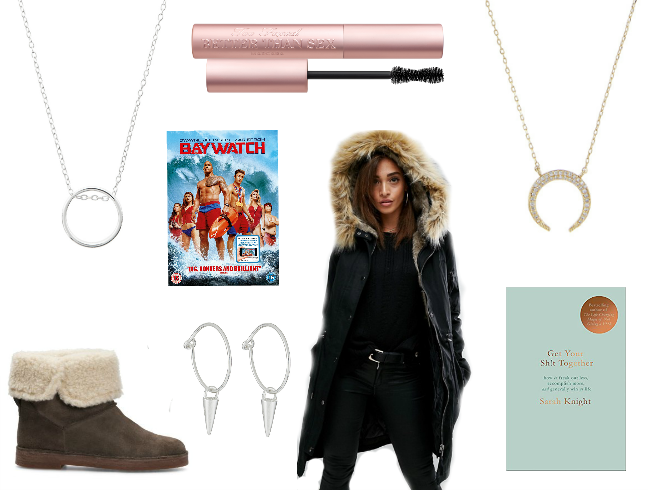 lifestyle-fashion-beauty-blog-birthday-wishlist-accessorize-monica-vinader-ASOS-baywatch-clarks-get-your-shit-together-book-too-faced-better-than-sex-mascara