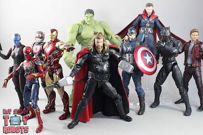 S.H. Figuarts Thor Endgame 42