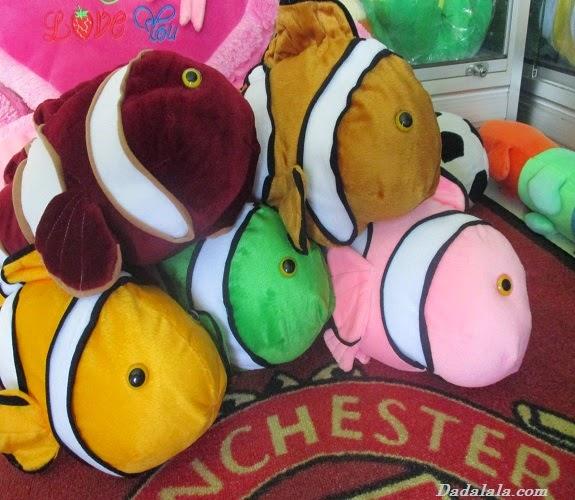 Jual Boneka Nemo