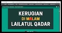 https://muslim-mengaji.blogspot.com/2018/10/kerugian-di-malam-lailatul-qadar-muslim.html