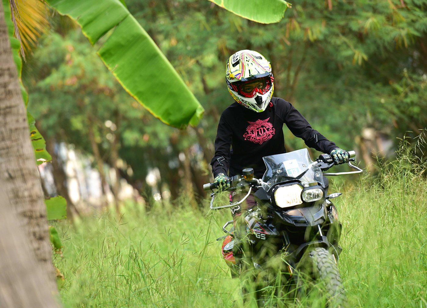 bmw training enduro