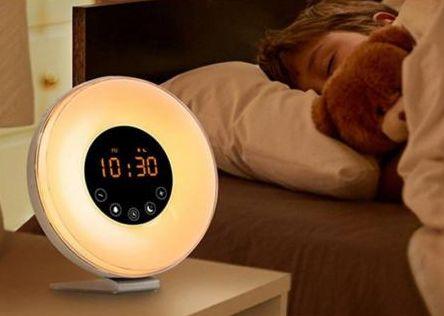 Philips Wekker Licht : Lichtwekkers. meer dan de philips wake up light wekker