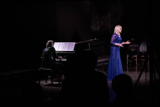 Schubert: Schwanengesang - Susie Allan, Kathryn Rudge - Spotlight Chamber Concerts at St John's Waterloo