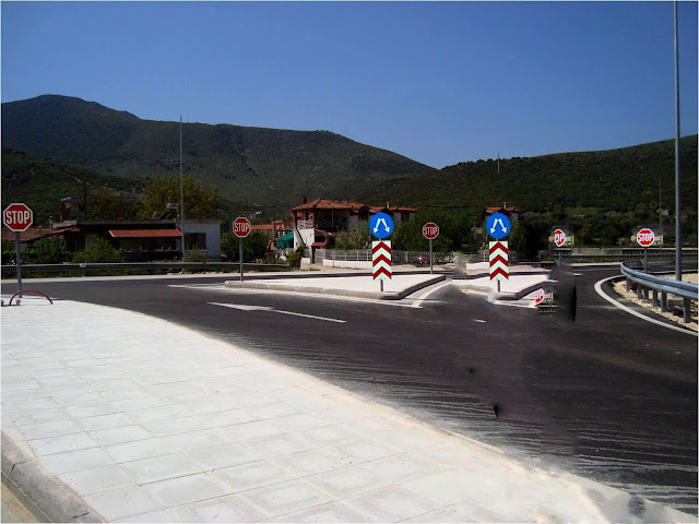 Θεσπρωτία: Η διασταύρωση του Καρτερίου παγίδα για τους οδηγούς, συχνά τα ατυχήματα