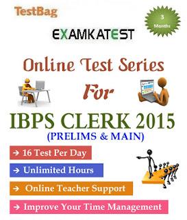 ibps bank exam syllabus 2015