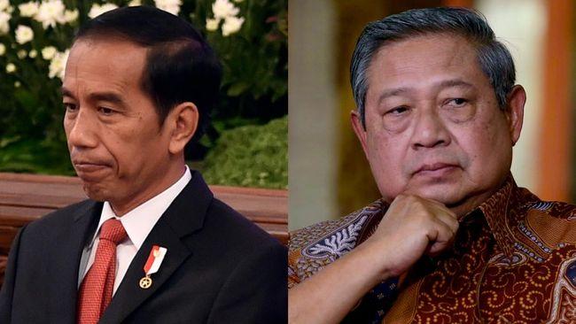 Sebut Jokowi Kesulitan Tandingi Pencapaian SBY, PD: Itu Sebabnya Para Buzzer Bayaran Sibuk Memoles!