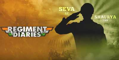 Regiment Diaries Hindi Web Series Download 480p All Episodes 2019
