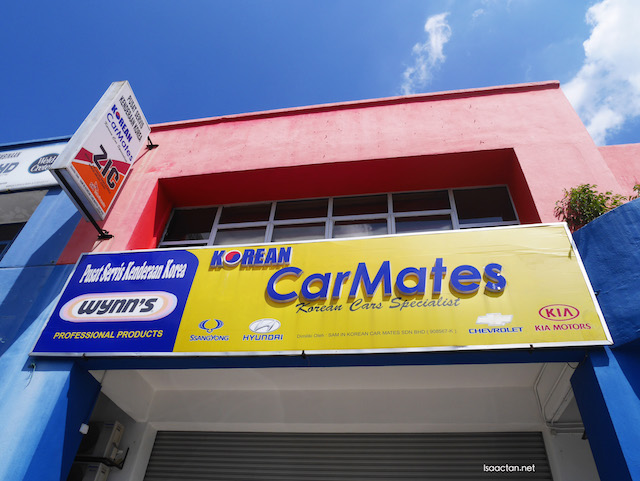 Korean Car Mates (KCM) - Korean Cars Specialist Service Centre