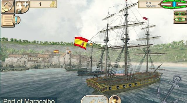 The Pirate Caribbean Hunt Mod Apk