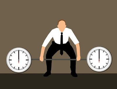 Berolahraga yang Baik Bagi Karyawan Sibuk