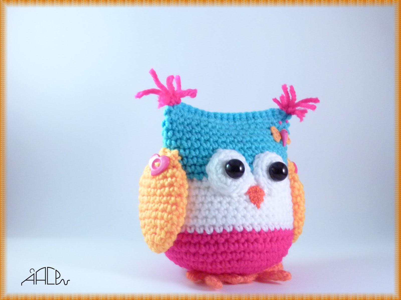 Pin de Stella Hiribarren en lechuza | Crochet amigurumi patrones ... | 1200x1600