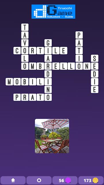 Soluzioni One Clue Crossword livello 10 schemi 4 (Cruciverba illustrato)  | Parole e foto