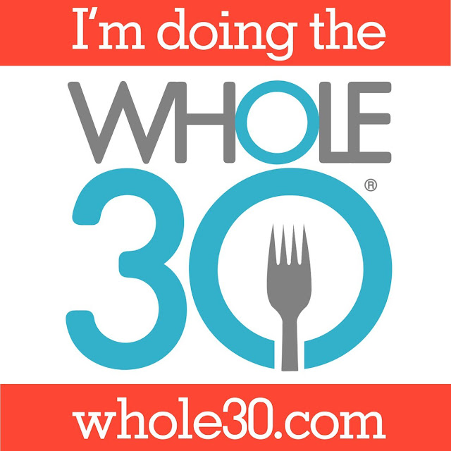Venture & Roam: I'm committing to 30 days of healthy eating, Whole30
