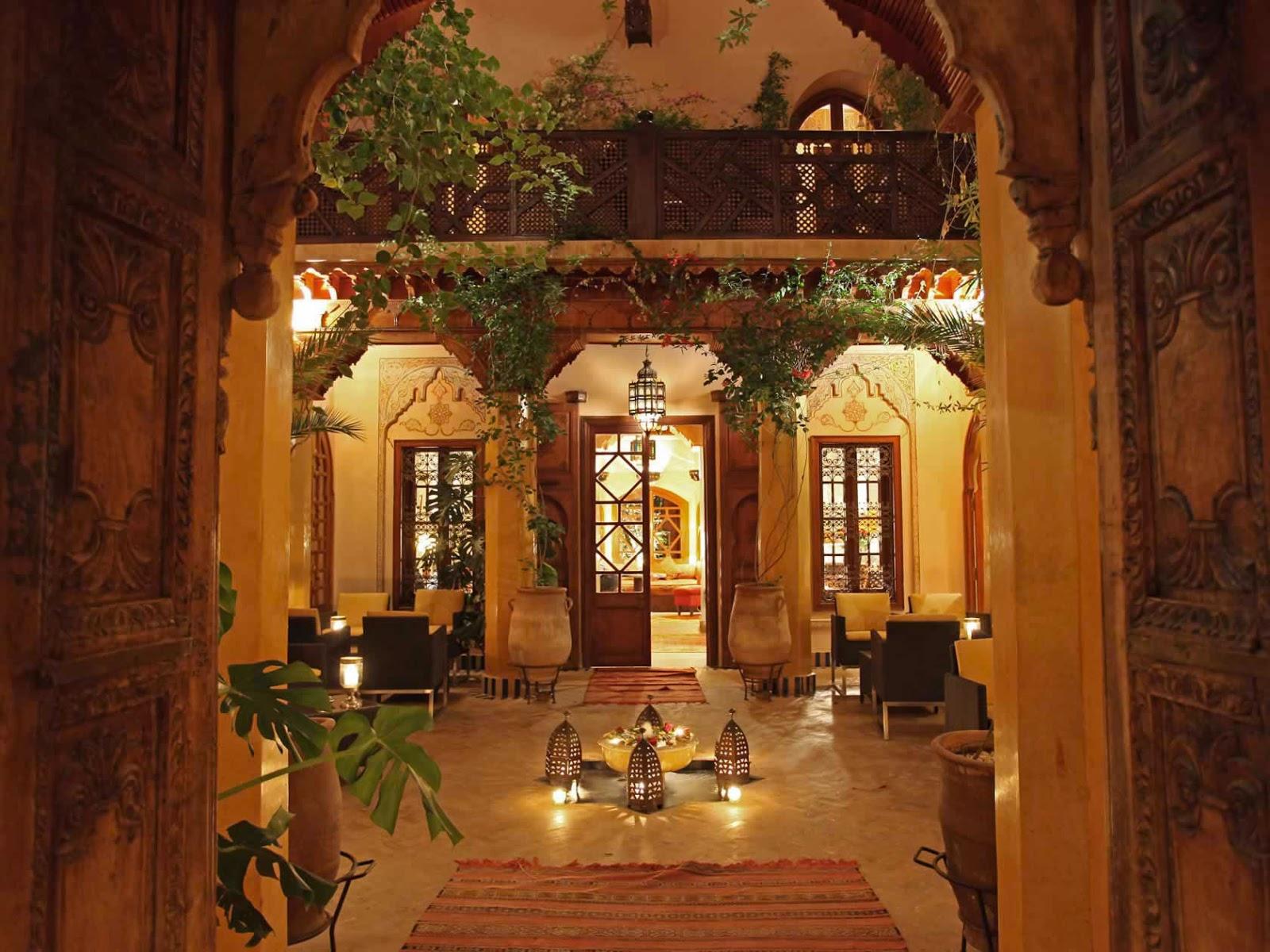 Spa at La Maison Arabe