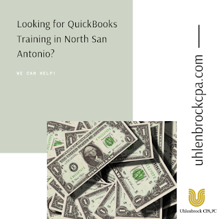 QuickBooks accounting in San Antonio