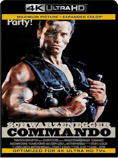 Comando [1998] 4K 2160p UHD [HDR] Latino [GoogleDrive] BY ITACHIGLXD