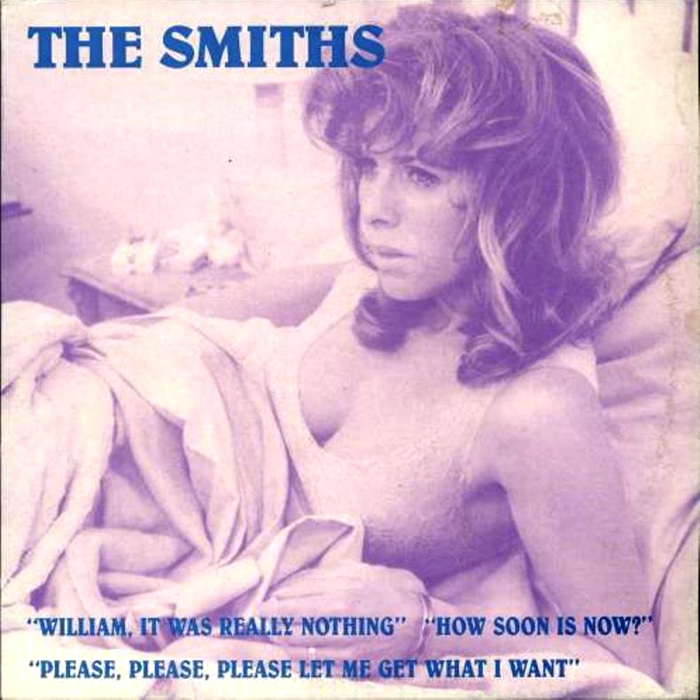 Please, please, please let me get what i want. The Smiths