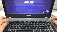 Cara Masuk BIOS di Laptop AsusX200M
