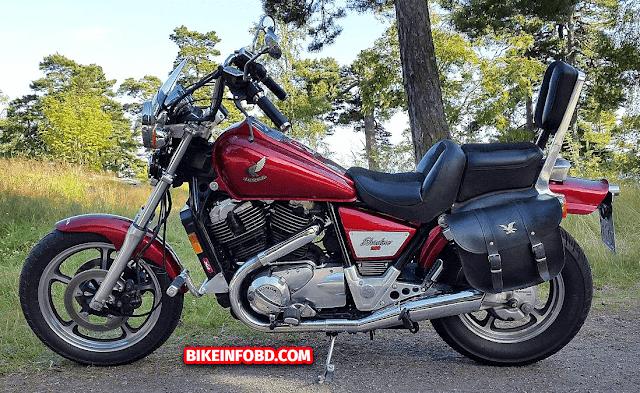 Honda VT1100C Shadow (1985-1986)
