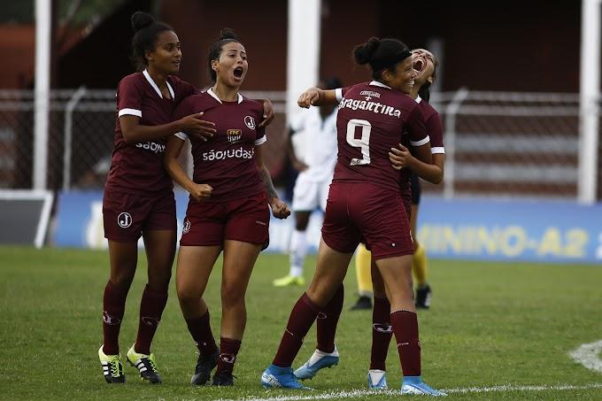 São Judas anuncia patrocínio ao time de futebol feminino do Juventus da Mooca