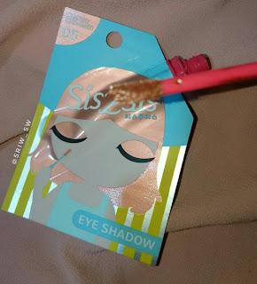 eyeshadow si2sis