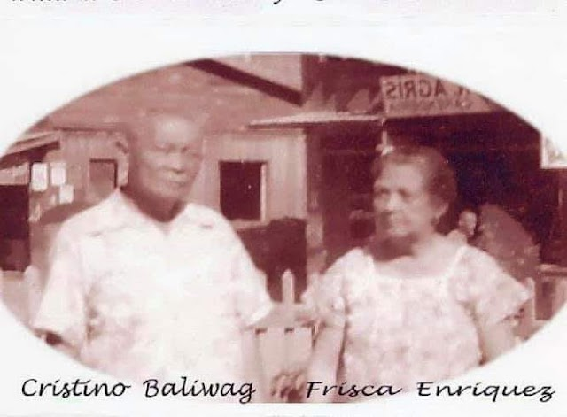 Cristino Baliwag Sr. & Fresca Naval Enriquez: My Great-Grandparents
