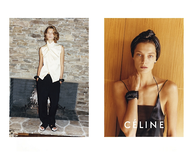 74c8b060be8a Model Approved  Daria Werbowy the face of Celine and Isabel Marant ...
