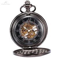 Relógio de Bolso Winding KS Clássico