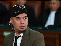 Resmi Dituntut 2 Tahun Penjara, Ahmad Dhani Balasannya Bawa-Bawa Nama Ahok