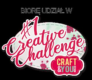 Dodaj baner na swojego bloga | Grab our challenge banner