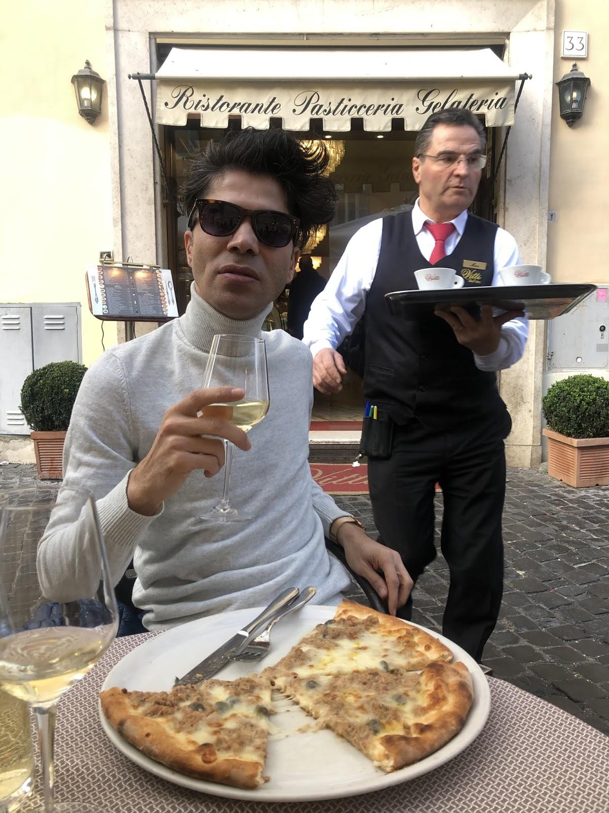 roma da yemek