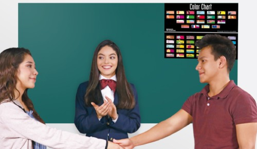 color chat de quick learning