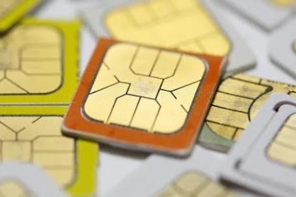 Tahun 2018, Setiap Kartu SIM Hape Wajib Terdaftar di Dinas Kependudukan