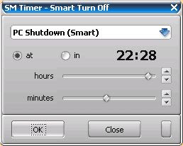 Smart Turn Off Timer, System, Windows, Windows 7, Tools