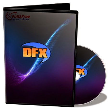 DFX Audio Enhancer 11.4 with Crack